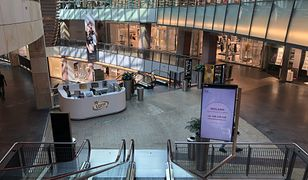 Dane wskazują na wzrost liczby klientów w galeriach handlowych w ostatnich dniach wakacji.