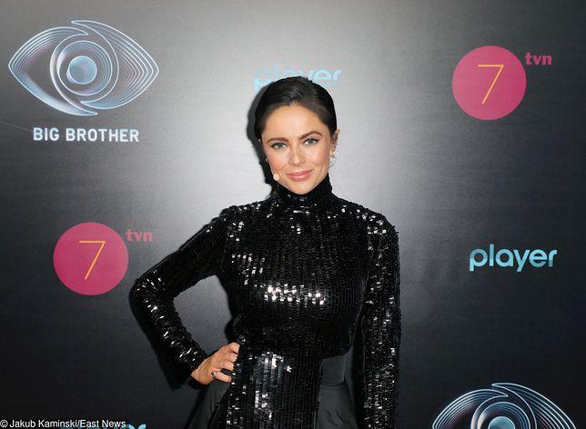 """Gabi Drzewiecka jest nową prowadzącą programu """"Big Brother"""""""