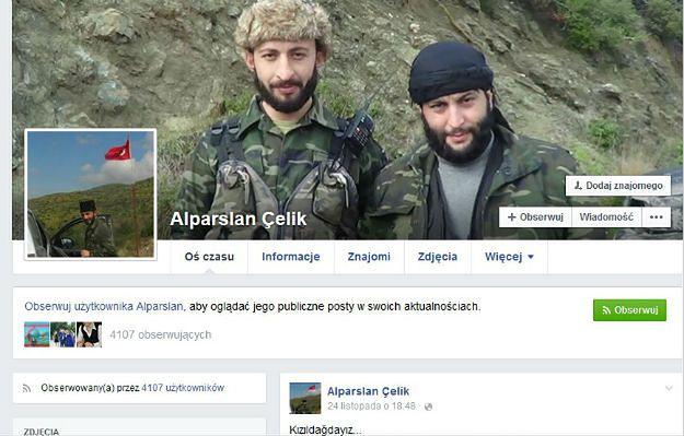 """""""Hurriyet"""": zabójca Olega Pieszkowa, pilota rosyjskiego Su-24, został aresztowany"""