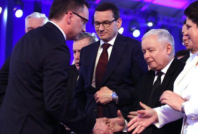 """""""Polska sercem Europy"""". Konwencja PiS w Warszawie"""