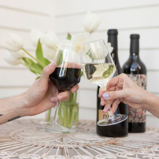 Czerwone wino – pij na zdrowie!