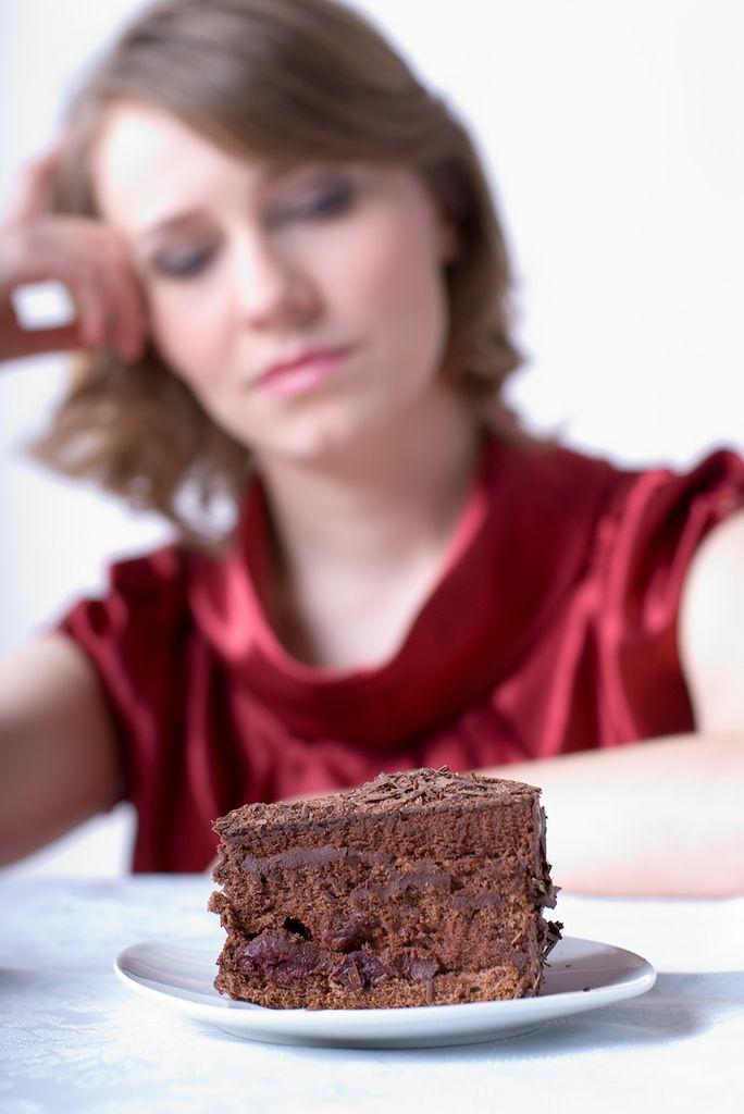 Zmniejszenie apetytu - słodycze