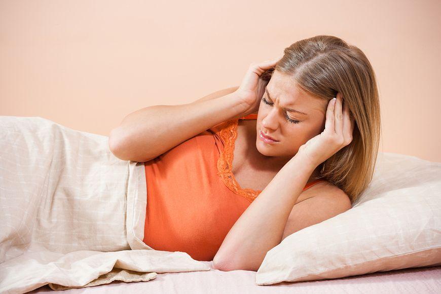 Ostry ból głowy