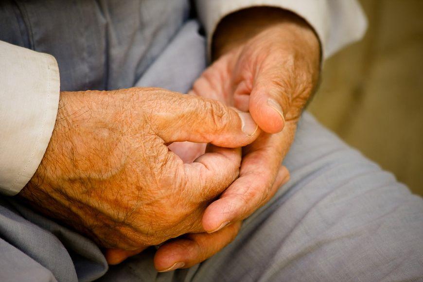 Choroba Alzheimera - zachowanie