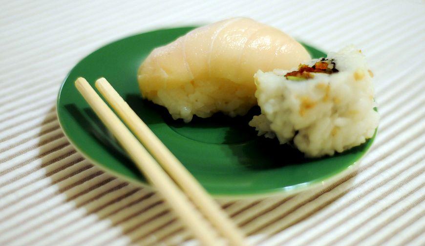 Sekrety Japończyków - małe porcje