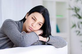 Przedstawiamy pierwsze symptomy depresji