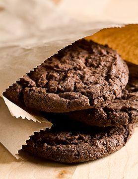 Poznaj smak ciasteczek czekoladowo-orzechowych