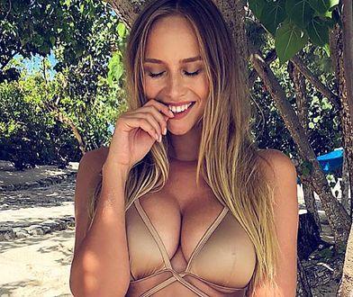 Sabina Kontor: internauci komplementują ponętną modelkę