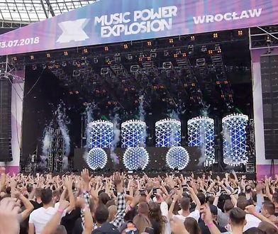 Główną gwiazdą festiwalu był Tiesto.