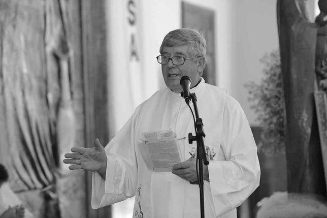 Misjonarz Kazimierz Wojno.