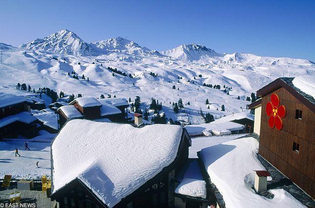 Dramat rozegrał się koło stacji narciarskiej La Plagne