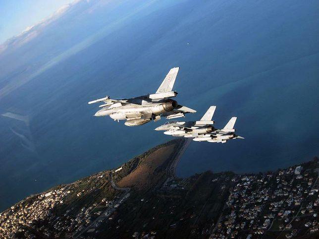 Sprawa rosyjskiej maszyny przechwyconej przez F-16 w prokuraturze. Rosyjska ambasada: wyjaśniamy sprawę