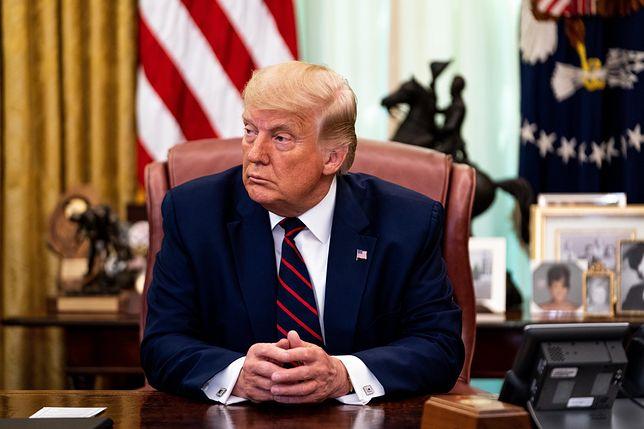 """Serbia i Kosowo. Donald Trump ogłasza """"historyczne porozumienie"""" na Bałkanach"""