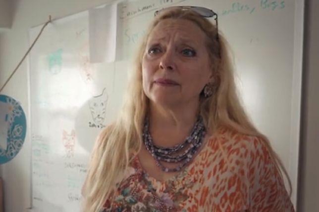 """Carole Baskin załamała się w """"Tańcu z gwiazdami"""""""