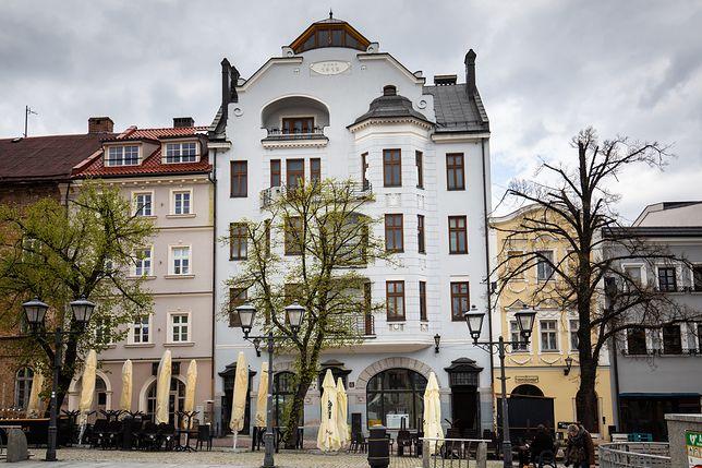 Śląskie. Kamienica przy ul. Rynek 11 w Bielsku-Białej zostanie poddana rewitalizacji w tym roku.