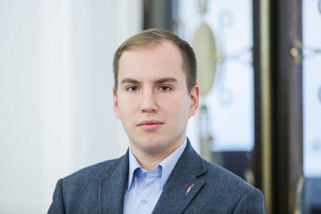 Adam Andruszkiewicz, wiceminister ds. cyfryzacji