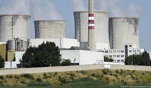 Elektrownia Dukovany - w niedzielę zepsuł się tam jeden z reaktorów