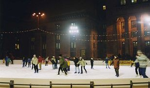 Nie będzie lodowiska pod Pałacem, będzie na Rynku Starego Miasta!