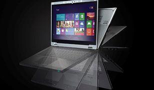Panasonic wprowadza wzmocnionego ultrabooka: Toughbook CF-AX3