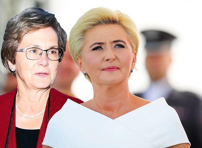 18 tysięcy dla pierwszej damy. Danuta Wałęsa komentuje