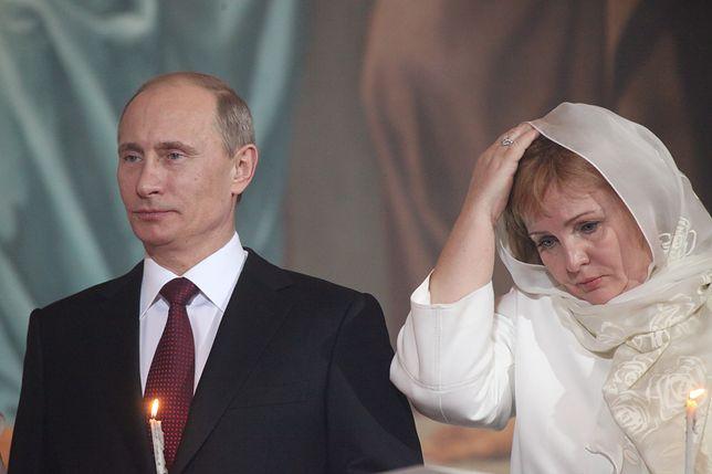 Władimir i Ludmiła Putinowie w 2011 roku
