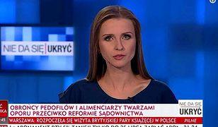 """Telewizja TVP Info znana jest z tzw. """"pasków grozy"""""""