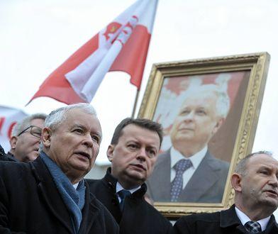 O upamiętnienie Lecha Kaczyńskiego wnioskowali członkowie partii reprezentującej Polaków na Litwie