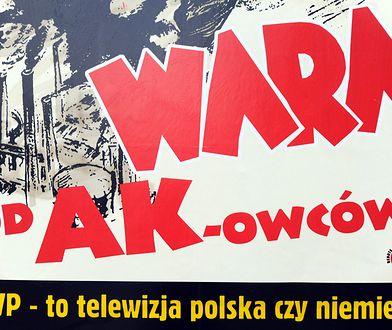 Reduta Dobrego Imienia protestowała także przed emisją serialu w TVP w 2013 roku.