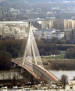 Warszawa. Most Świętokrzyski do naprawy. Utrudnienia do końca października