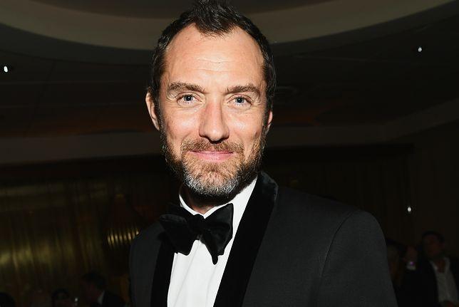 Jude Law wybrał się na spacer z córką