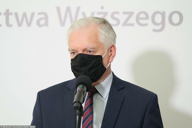 Budżet UE. Jarosław Gowin liczy na zawarcie kompromisu