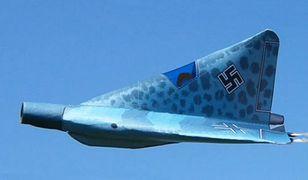 Najdziwaczniejsza konstrukcja świata - samolot odrzutowy zasilany... węglem