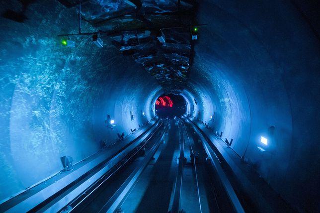 Chińczycy zbudują łącznie trzy tunele