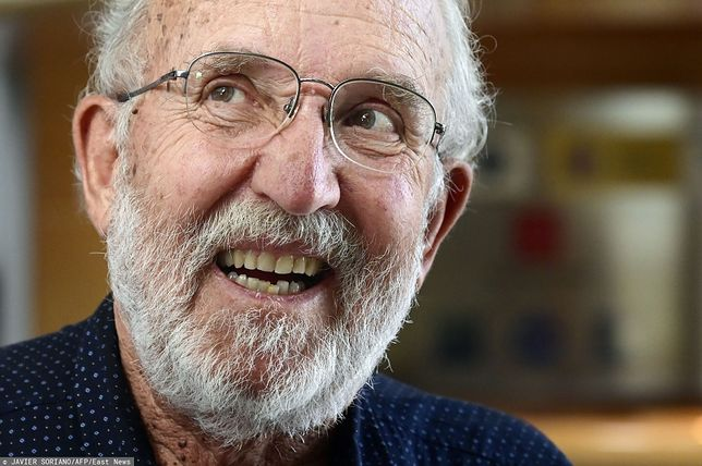 Michel Mayor - laureat Nagrody Nobla w dziedzinie fizyki