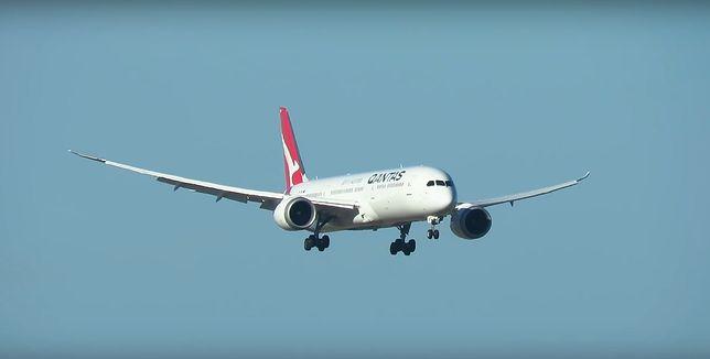 Siedmiogodzinny lot donikąd. Boeing 787 wystartuje z Sydney 10 października