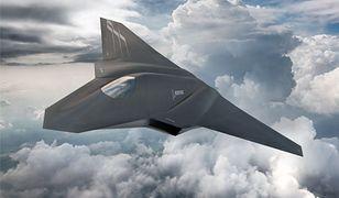 Tajemniczy prototyp myśliwca nowej generacji NGAD. Ujawniono nowe informacje