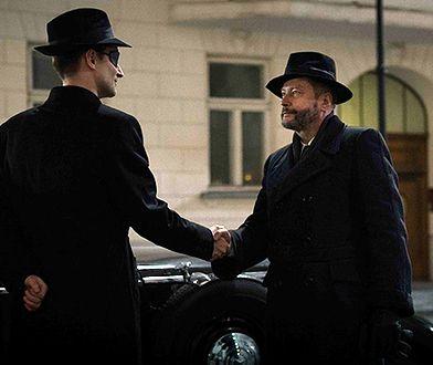 """Kadr z filmu """"Czarny Mercedes"""""""
