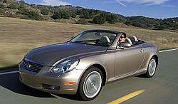 Sportowe coupe Lexusa: od SC 300 do LC 500