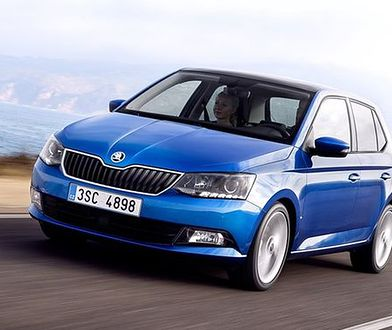 Skoda Fabia z nagrodą Red Dot Award