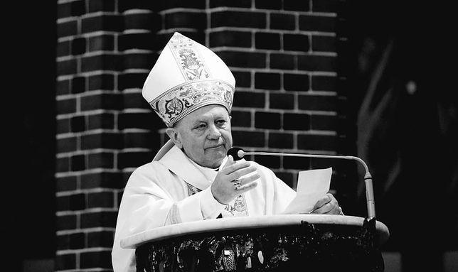 Śląskie. W wieku 81 lat zmarł emerytowany biskup pomocniczy diecezji gliwickiej Gerard Kusz.