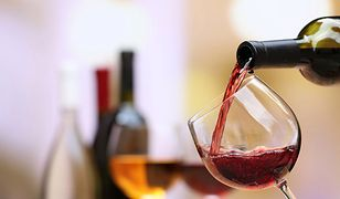 Wino pomaga schudnąć