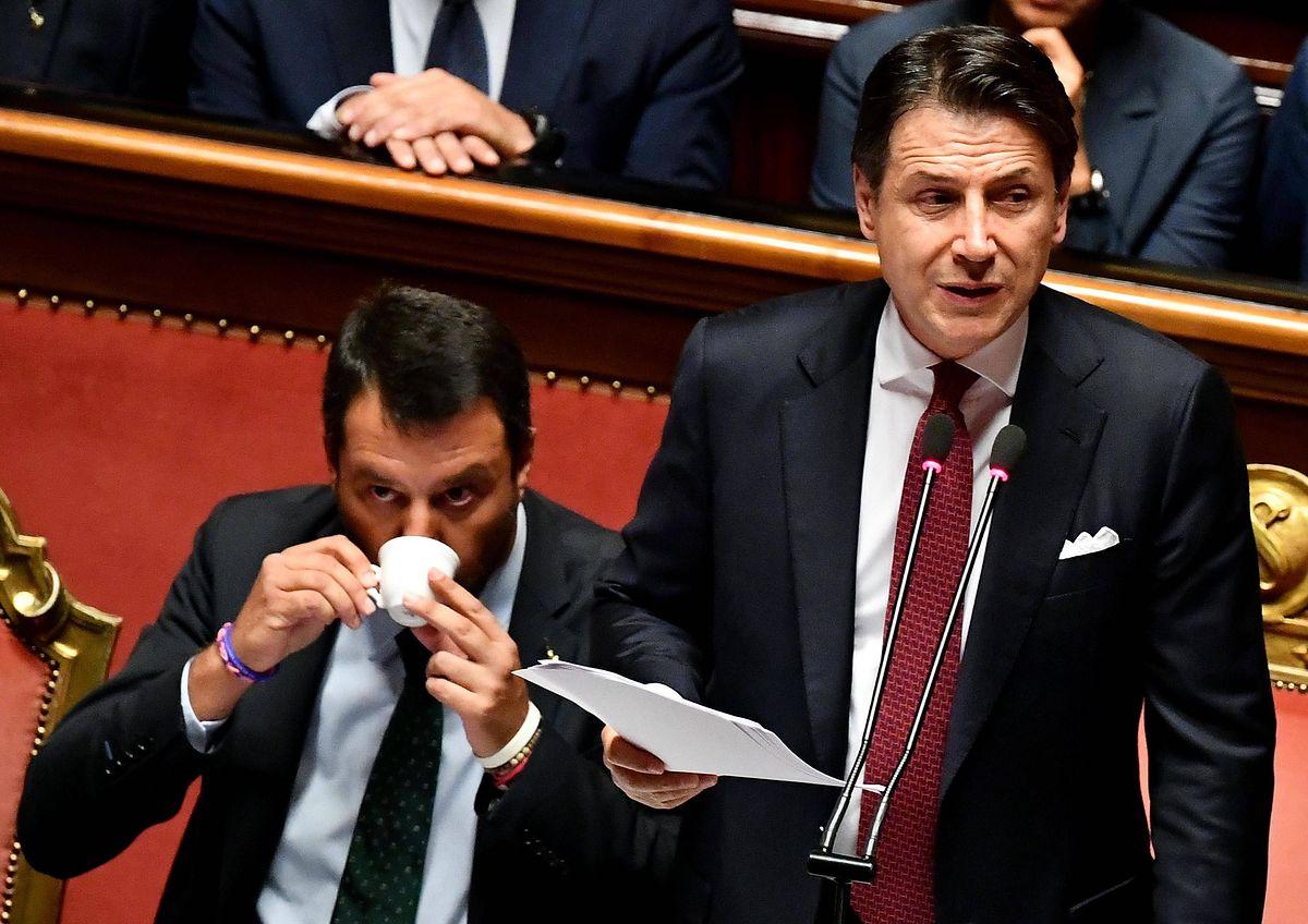 Włochy. Premier Giuseppe Conte zapowiedział złożenie dymisji