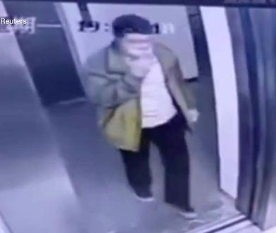 Plujący Chińczyk. Karygodne zachowanie podczas pandemii koronawirusa