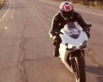 Reklama Ducati - amatorskie dzieło sztuki