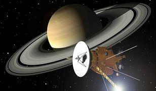 Pierścienie Saturna zaskakują. NASA analizuje kolejne zdjęcia z sondy Cassini