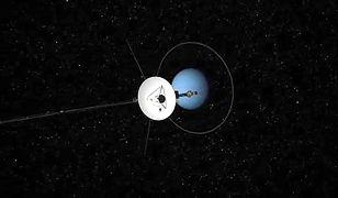 Pierścienie Urana na zdjęciu termicznym. Tego naukowcy się nie spodziewali