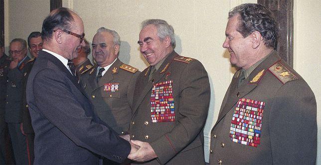 Wojciech Jaruzelski prosił Związek Radziecki o interwencję wojskową w Polsce