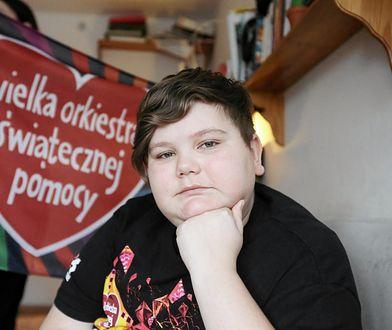 Łukasz Berezak to najsłynniejszy wolontariusz WOŚP