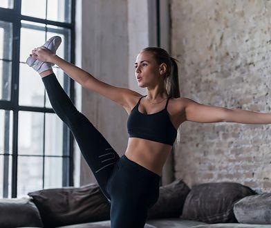 Rozciąganie nóg powinniśmy wykonywać po każdym treningu