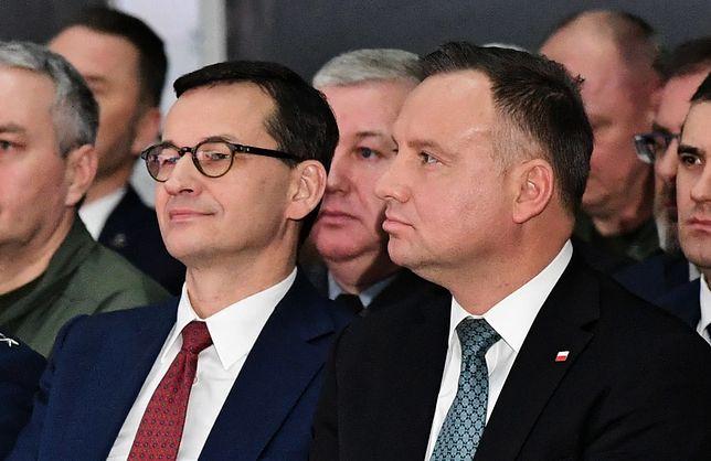Andrzej Duda i Mateusz Morawiecki spotkają się w BBN z ministrami ws. koronawirusa